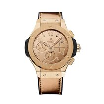 Hublot Big Bang Zegg & Cerlati Pink Gold 41MM