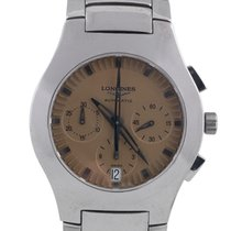 Longines Oposition Titanium Automatic Chronograph Wristwatch