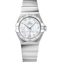 Omega 127.10.27.20.55.001 Constellation Date 27mm Automatic in...