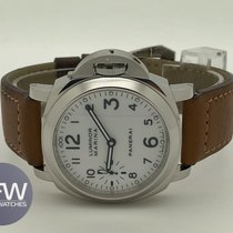 Panerai Luminor Marina White Dial PAM00113 Official service 2007