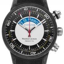 Maurice Lacroix Regatta Countdown Carbon Automatik Armband...