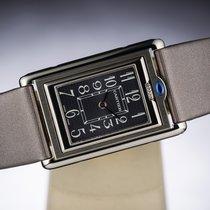 Cartier TANK BASCULANTE LADIES DAMEN LADY CLASSIC CLASSIQUE...