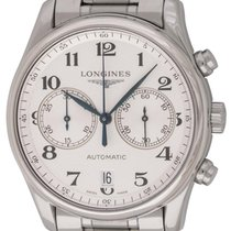 Longines : Master Collection Chronograph :  L2.759.4.78.3 : ...