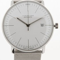 Junghans max bill Automatic Acero 38mm Blanco