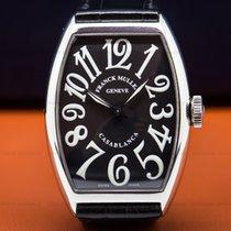 Franck Muller 5850 Casablanca Black Dial SS (27761)