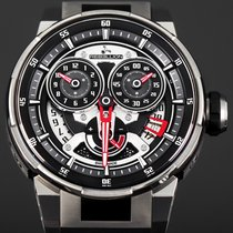 Rebellion 48mm Automatic 2017 new Black