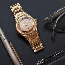 Omega 2799 Constellation De Luxe | gold dress watch