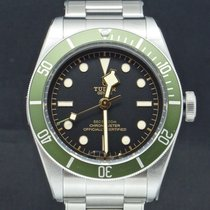 Tudor Black Bay (Submodel) ny 41mm Stål