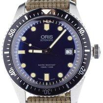 Oris Divers Sixty-five 01 733 7720 4055-07 5 21 02 Full Set W/...