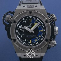 Hublot King Power pre-owned Titanium