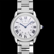 Cartier Ronde Solo de Cartier Steel 29.5mm Silver United States of America, California, San Mateo