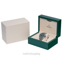 Rolex Steel Automatic pre-owned Submariner Date