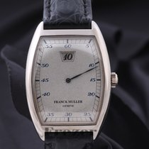 Franck Muller 31mm Manual winding pre-owned Silver
