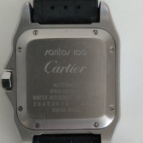 Cartier Santos 100 Mediano