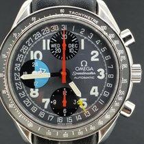 Omega Speedmaster Triple Date Schumacher MK40