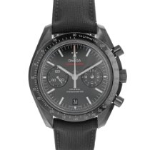 Omega Chronograph 44.25mm Automatic 2017 pre-owned Speedmaster Professional Moonwatch Black