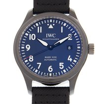 IWC IW324703 Staal Pilot (Submodel) 41mm