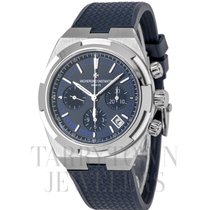 Vacheron Constantin Overseas Chronograph Steel 42mm Blue United States of America, New York, Hartsdale