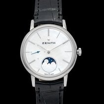 Zenith Elite Ultra Thin new Automatic Watch with original box and original papers 03.2320.692/80.C714