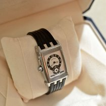 Jaeger-LeCoultre Reverso Duoface Steel 27mm Black Arabic numerals United States of America, California, los angeles