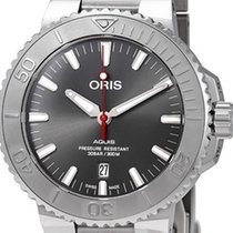 Oris Aquis Date new Automatic Watch with original box and original papers 01 733 7730 4153-07 8 24 05PEB