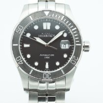 Michel Herbelin Steel 42mm Automatic 1660/N14B new