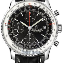 Breitling Navitimer Heritage Steel 41mm Black United States of America, New York, Airmont