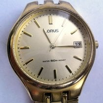 Lorus Steel 35mm Quartz pre-owned
