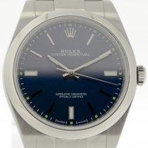 Rolex Oyster Perpetual 39 Stahl 39mm Blau Deutschland, Stuttgart