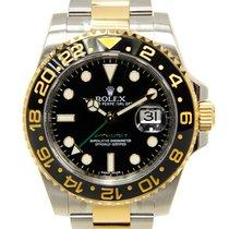 Rolex GMT-Master II neu Automatik Uhr mit Original-Box und Original-Papieren 116713LN