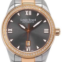 Louis Erard Steel 29mm Automatic 20 100 SB 22 pre-owned