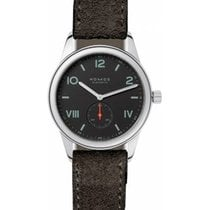 NOMOS Club Campus 38.5mm Black Arabic numerals