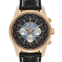 Breitling RB0510U4/BB63 Rose gold Transocean Chronograph Unitime 46mm new United States of America, New York, NY