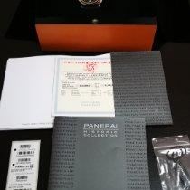 沛納海 Radiomir Black Seal 鋼 45mm 黑色 阿拉伯數字 香港, Hong Kong