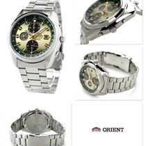 東方 鋼 47mm 計時碼錶 WV0021TY 新的