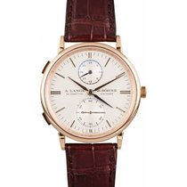A. Lange & Söhne Rose gold 38.5mm Automatic 386.032 new