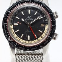 Enicar Sherpa 600 World Time 24Hours Automatic