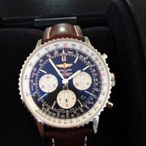 Breitling Navitimer 01 Leder Faltschließe AB012012.BB01.438X.A...