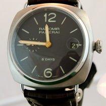 "Panerai Radiomir "" 8 Day´s GMT"" Handaufzug Titanium..."