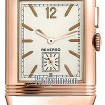 Jaeger-LeCoultre Grande Reverso Ultra Thin Duoface Rose gold 46.8mm United States of America, New York, Airmont