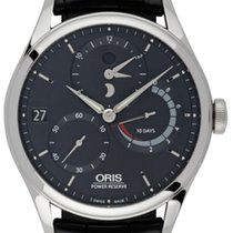 Oris Artelier Calibre 112 Steel 43,00mm Blue