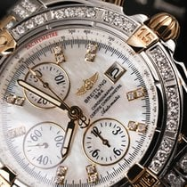 Breitling Diamond Breitling B13356 Windrider Evolution Two...