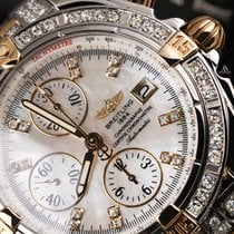 Breitling Chronomat Evolution B13356 Very good 43mm Automatic United States of America, New York, New York