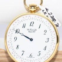 天梭 (Tissot) TISSOT Souscription 750er Gold Taschenuhr...