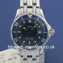 Omega 2224.80.00 Staal Seamaster Diver 300 M