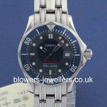 Omega 2224.80.00 Acero Seamaster Diver 300 M