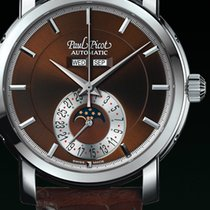 Paul Picot Firshire 0459.SG.1232.5601 PAUL PICOT FIRSHIRE RONDE fase lunare neu