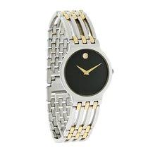 Movado Esperanza Mens Two Tone Bracelet Swiss Quartz Watch...