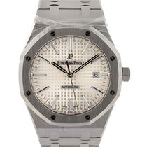 Audemars Piguet Royal Oak Solo Tempo 41mm In Acciaio Ref. 15400st