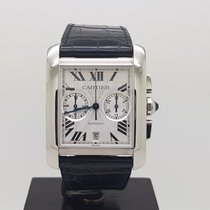 Cartier Tank MC pre-owned